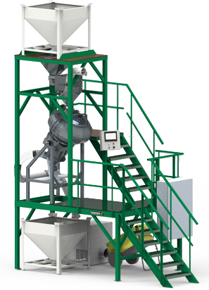 Integrated Coater Dryer