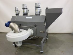 Rotary Fluid Bed Dryer
