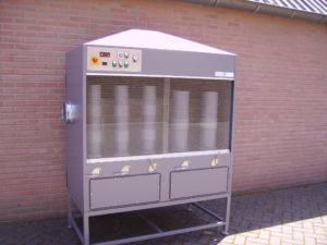 Multi Batch Cabinet Dryer