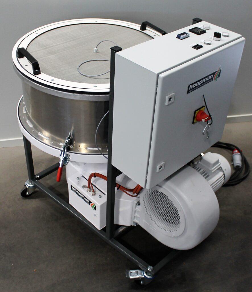 FBM Fluid Bed Mobile Dryer